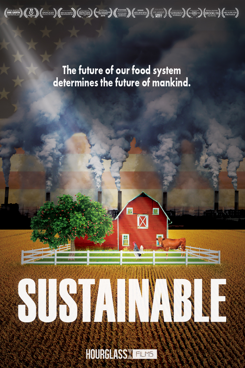 The 2016 documentary film Sustainable lays out the case for organic farming through the eyes of farmers practicing sustainable operations