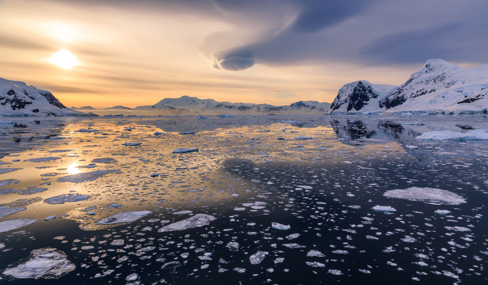 Antarctica and the Southern Ocean are in no in better shape ecological shape than the rest of the world, according to a new study.