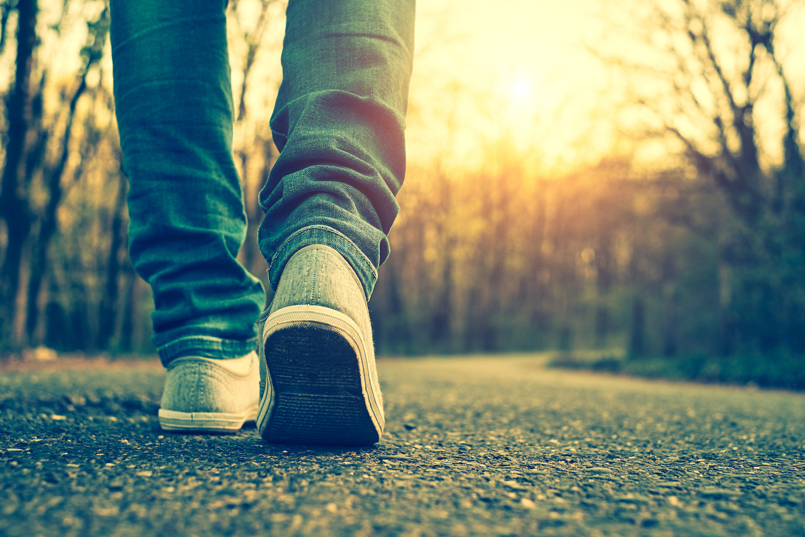 A new study says that the impact of walking sends pressure waves through your arteries, which increase the supply of blood to your brain.
