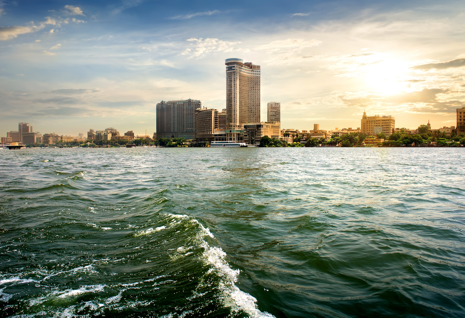 A new study reveals that that unpredictable annual flow on the Nile River might become even more variable due to climate change.