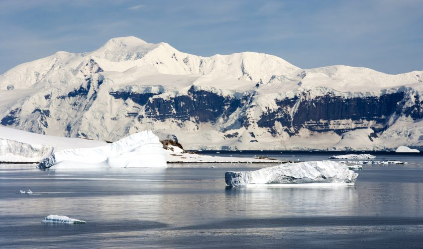 Ice loss in the Western Palmer Land region of the Antarctic Peninsula is much less than recently reported, according to a new study.