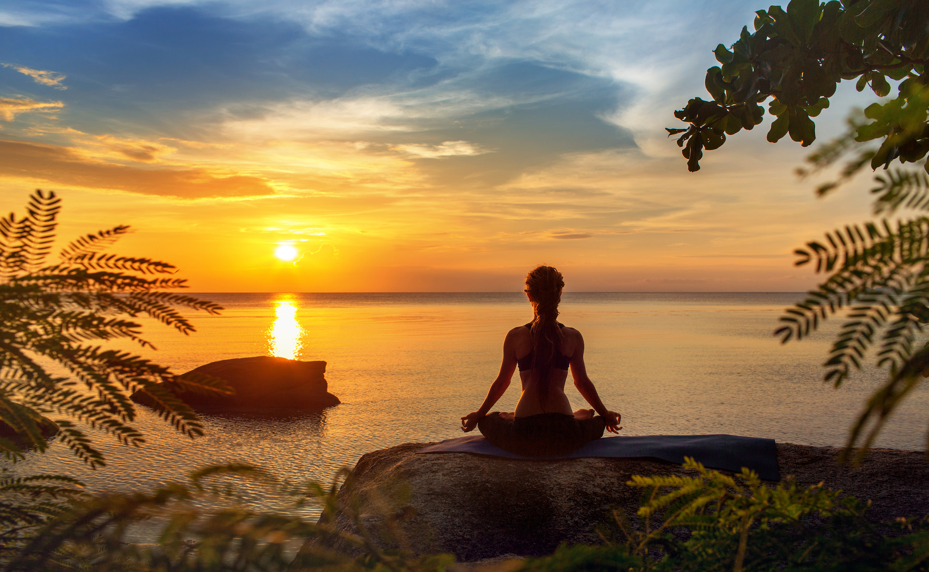 All it takes is 10 minutes of meditation a day to help prevent your mind from wandering, a new study found.
