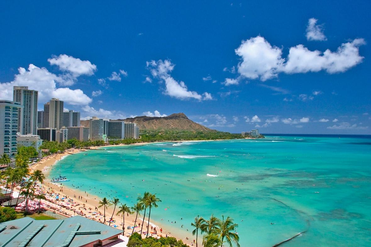 25 Best Beaches For Your Bucket List Waikiki Beach Hawaii