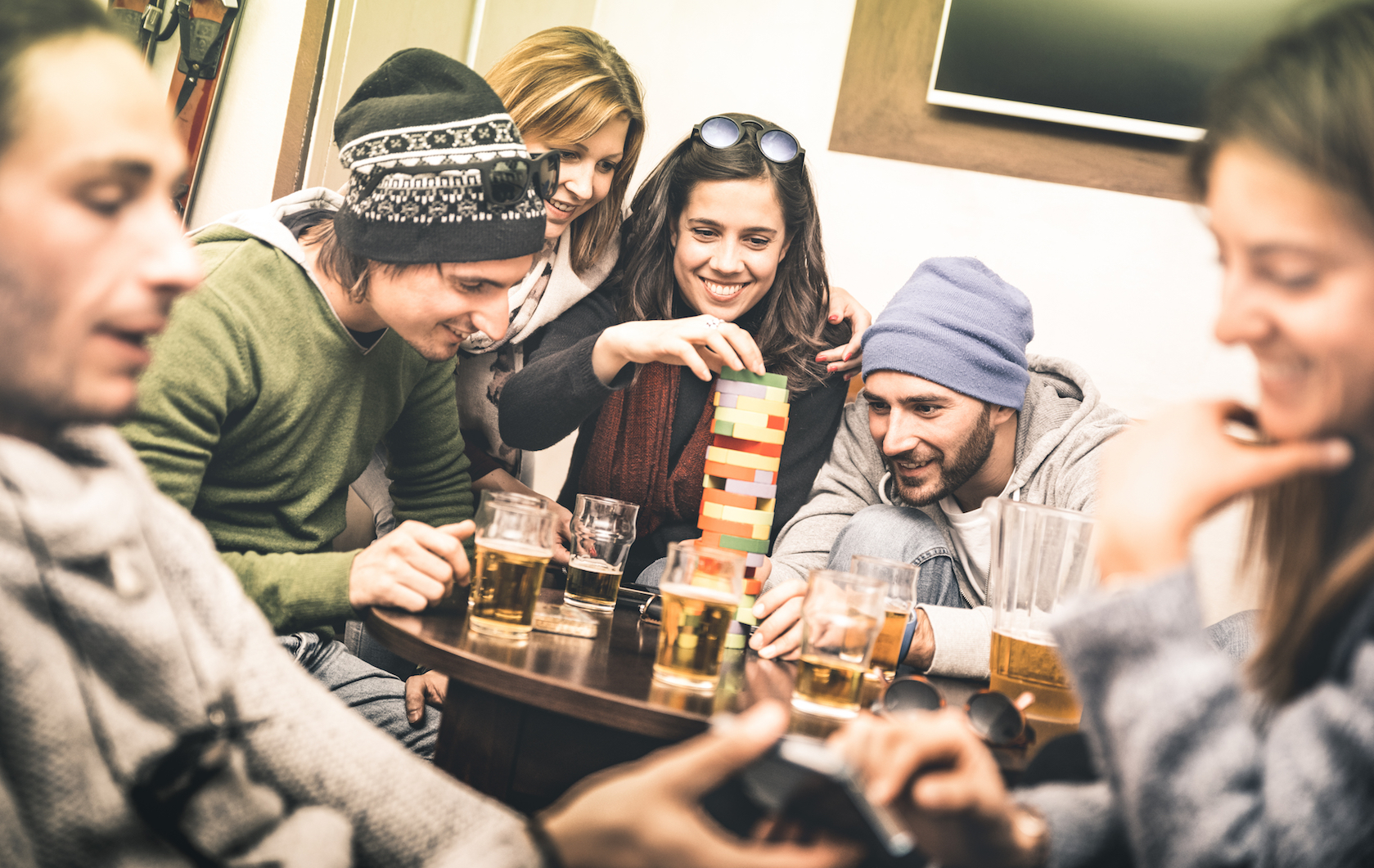 College students continually underestimate how obnoxious they are while drinking, according to a new study.