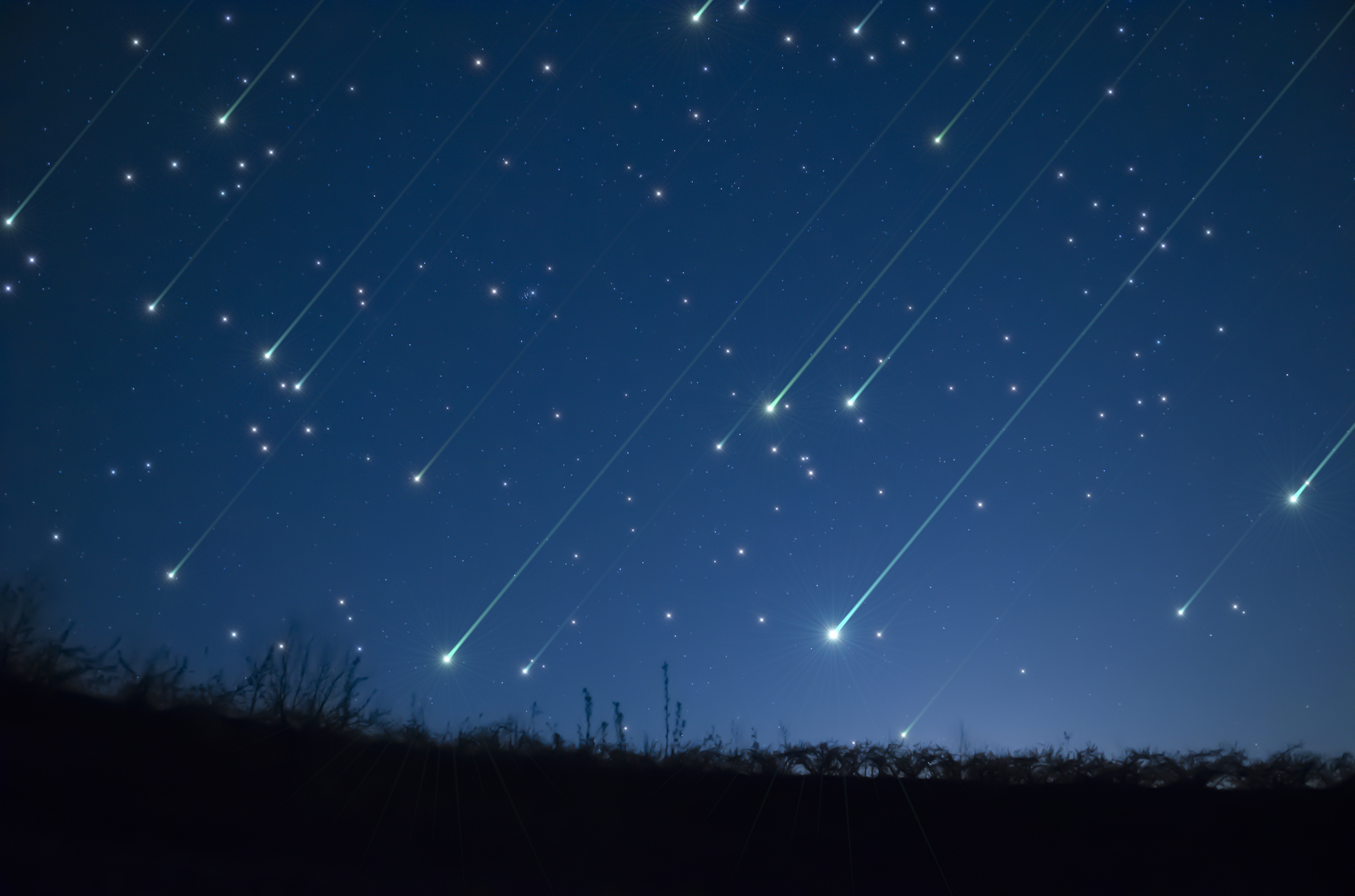 Producing up to 40 shooting stars per hour, the Eta Aquarids meteor shower will put on a beautiful light show tonight.