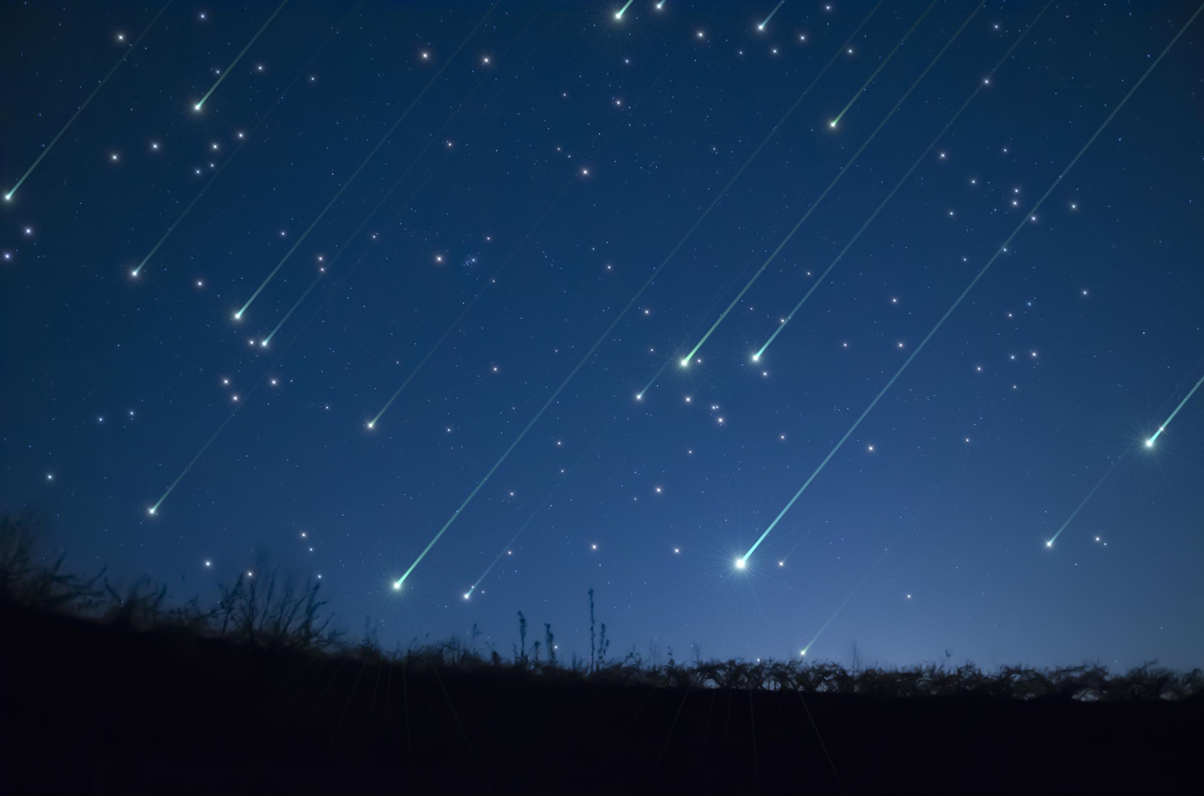 2017 meteor shower tonight nasa - photo #27