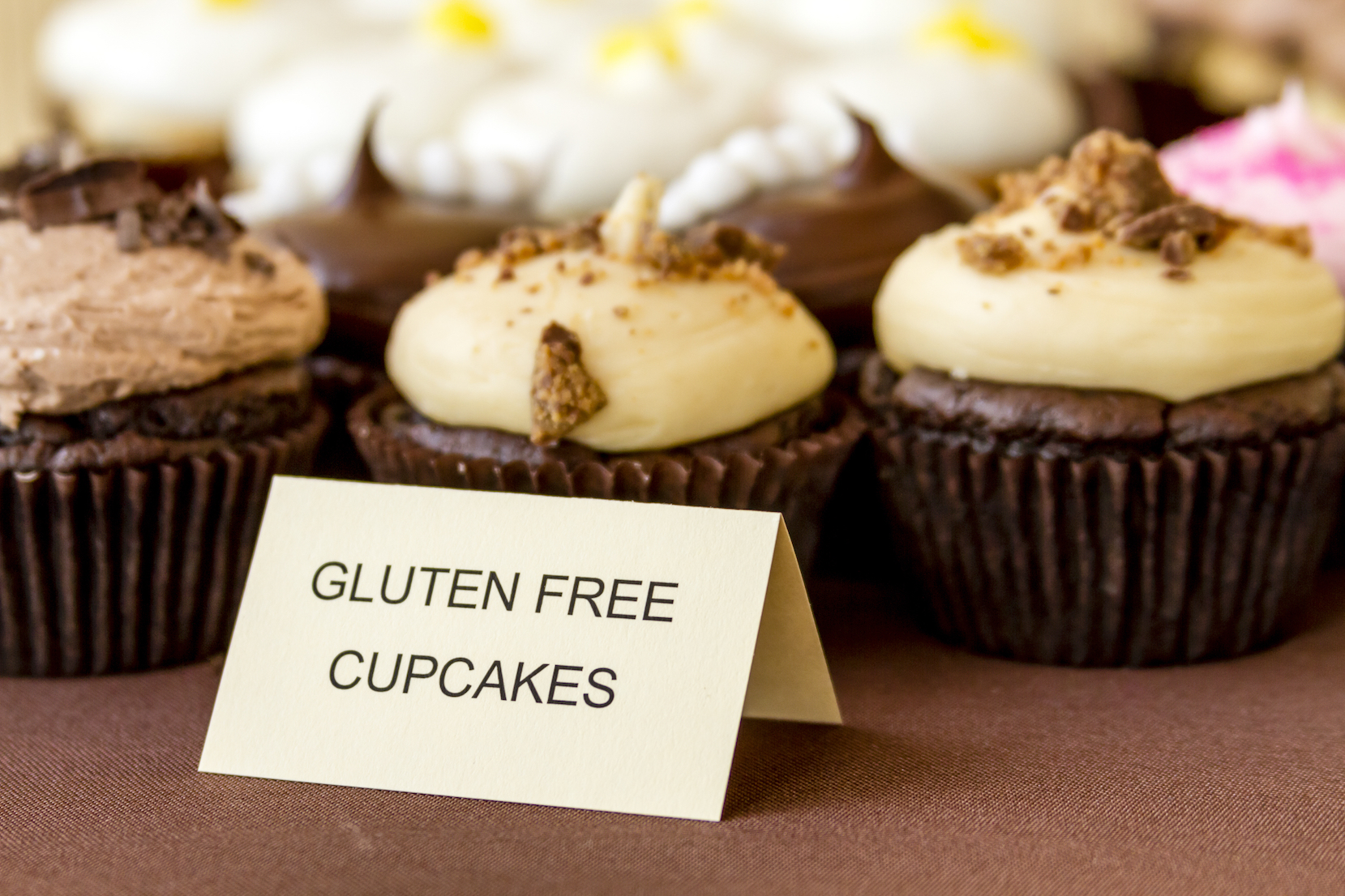 Gluten-free products often have misleading labeling and may not be as healthy as food containing gluten, according to a new study.