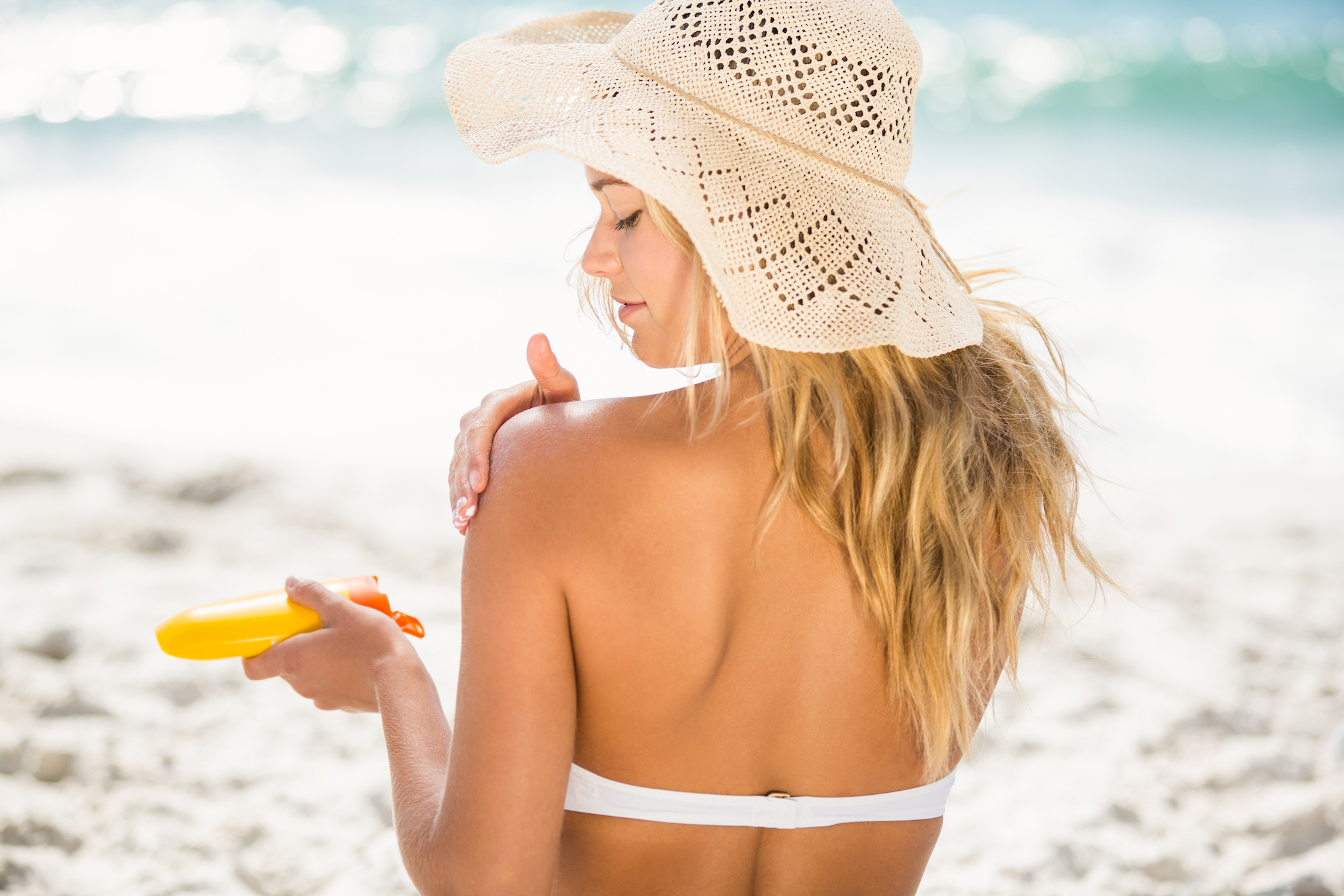 Researchers have developed a new, natural sunscreen that mimics the body's own defense systems for ultraviolet rays.