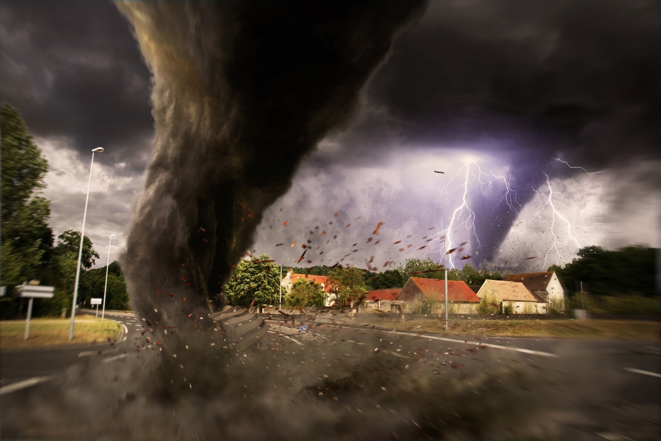 The World Meteorological Organization (WMO) has released a list of the world's most deadly extreme weather events, including tropical cyclones, tornadoes, and hail storms.