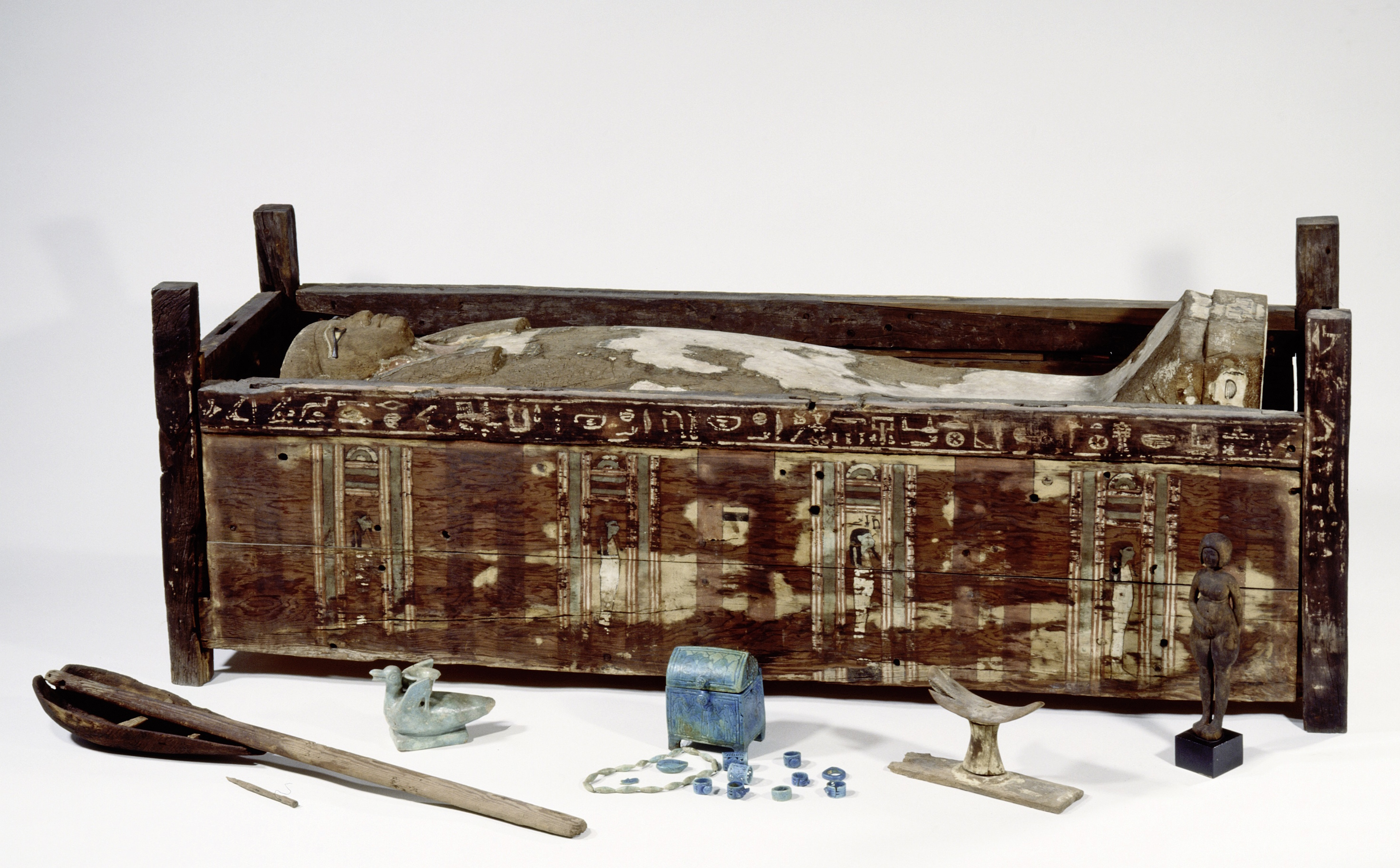 In a groundbreaking study, scientists used advanced DNA-testing on mummies to examine the genetic history of Egypt.