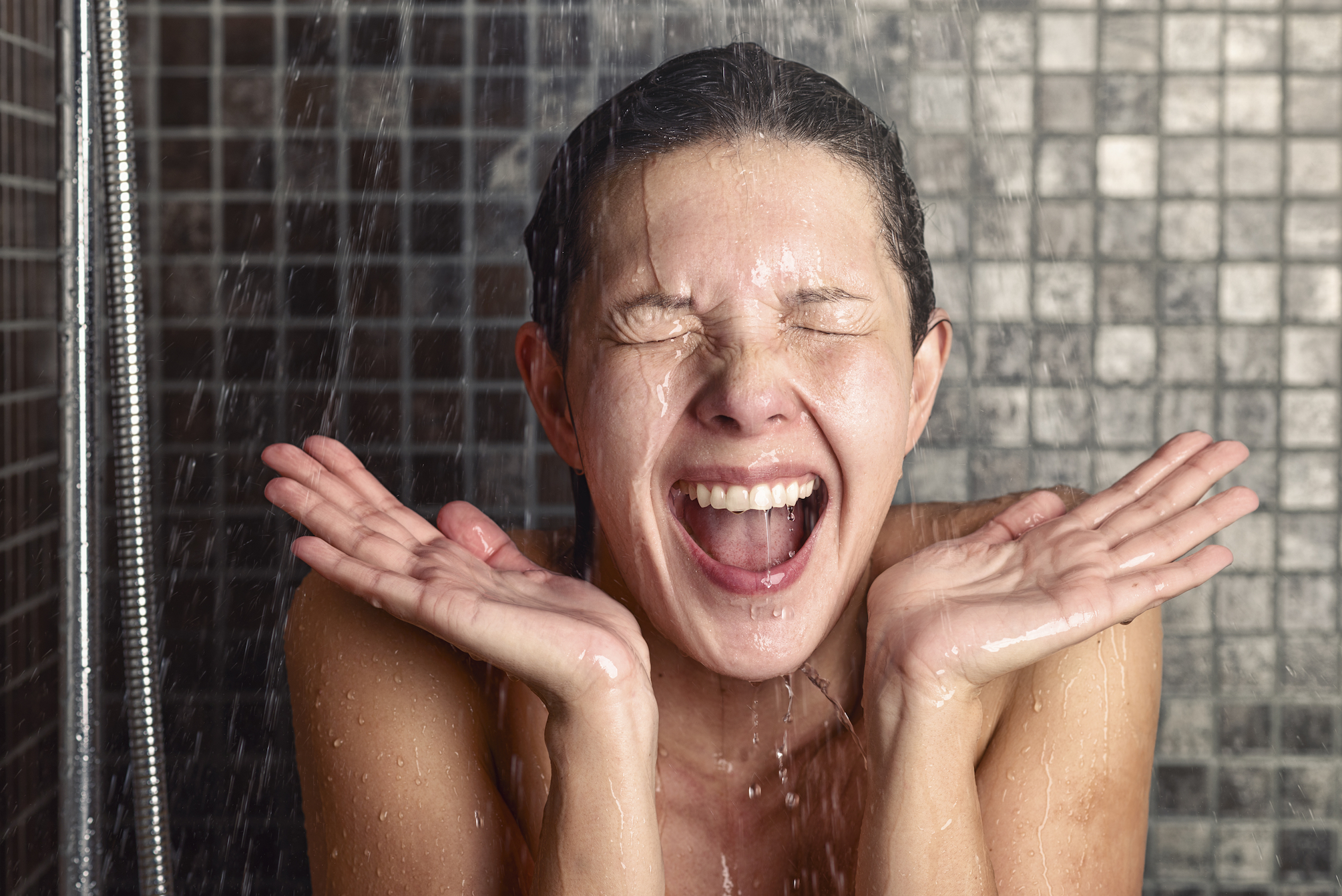 Scientists are finding increasing health benefits from having a quick blast of cold water, which can help boost the immune system.