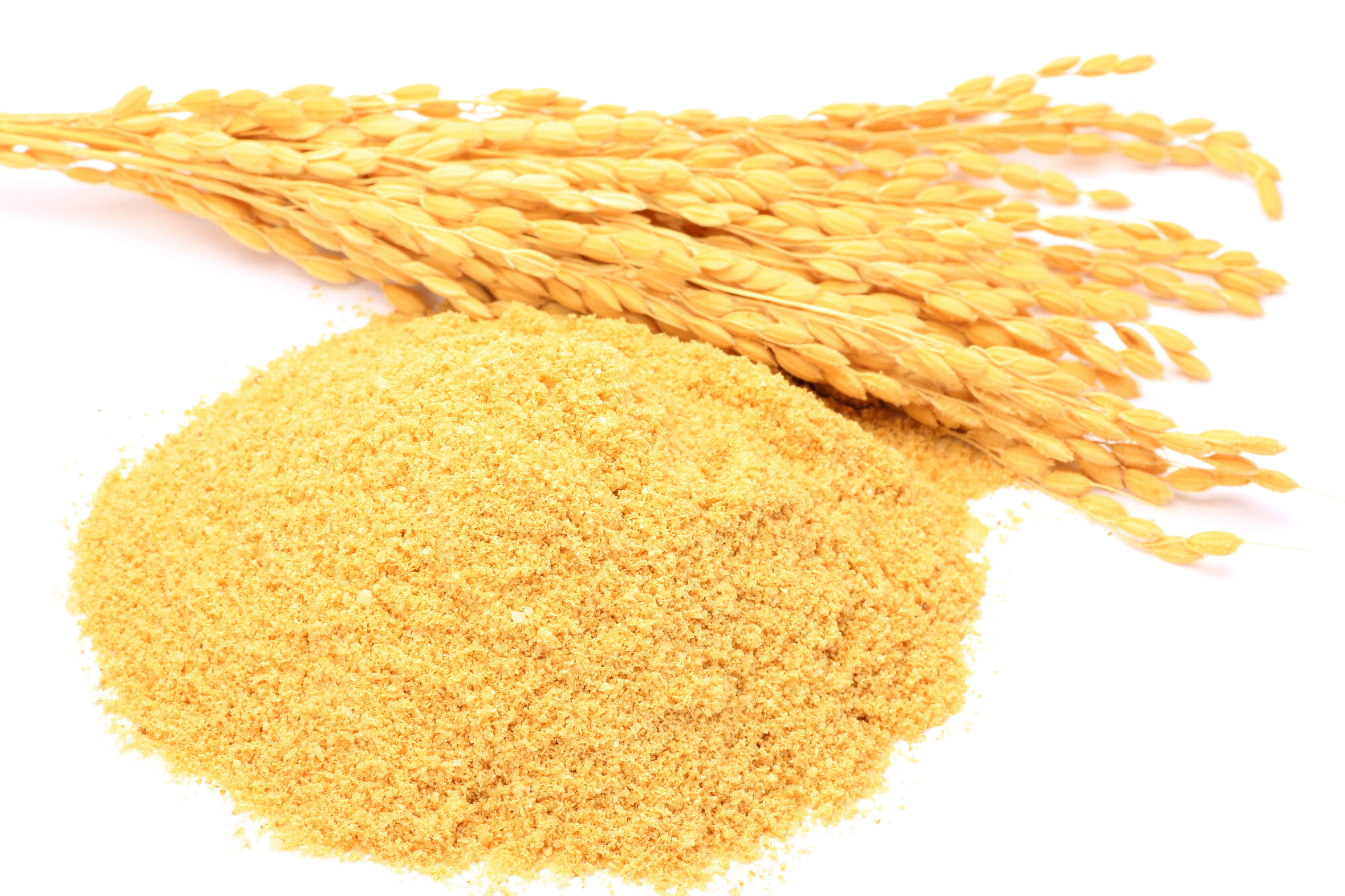 Rice bran has high nutritional value and is a rich source of proteins, fats, minerals and micronutrients such as B vitamins.