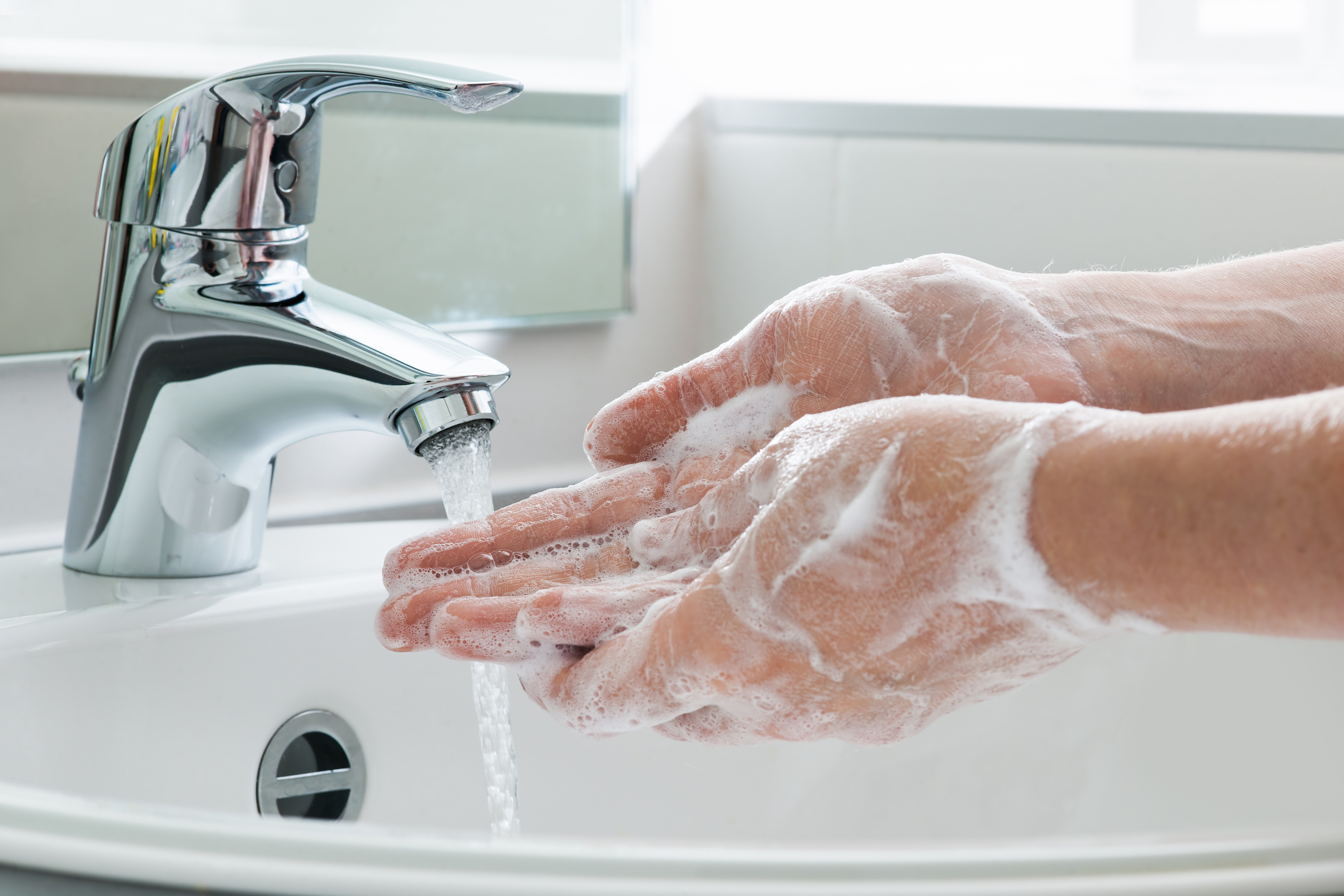 An emerging study from Rutgers University finds that washing your hands with cold water is just as effective as using warm water.
