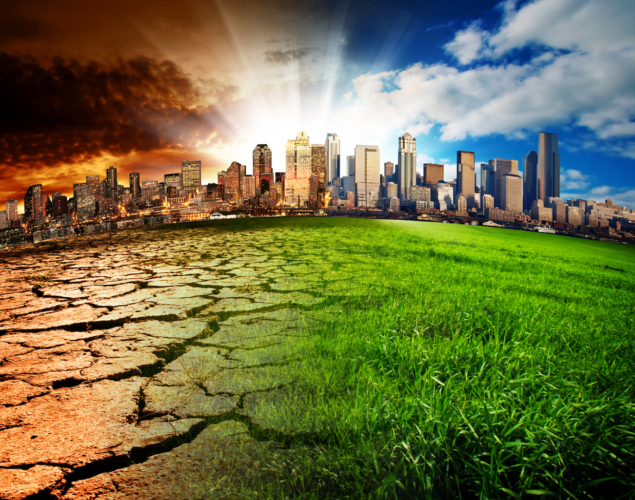 A study revealed that climate change has the potential to reduce the world's financial assets by 2.5 trillion dollars