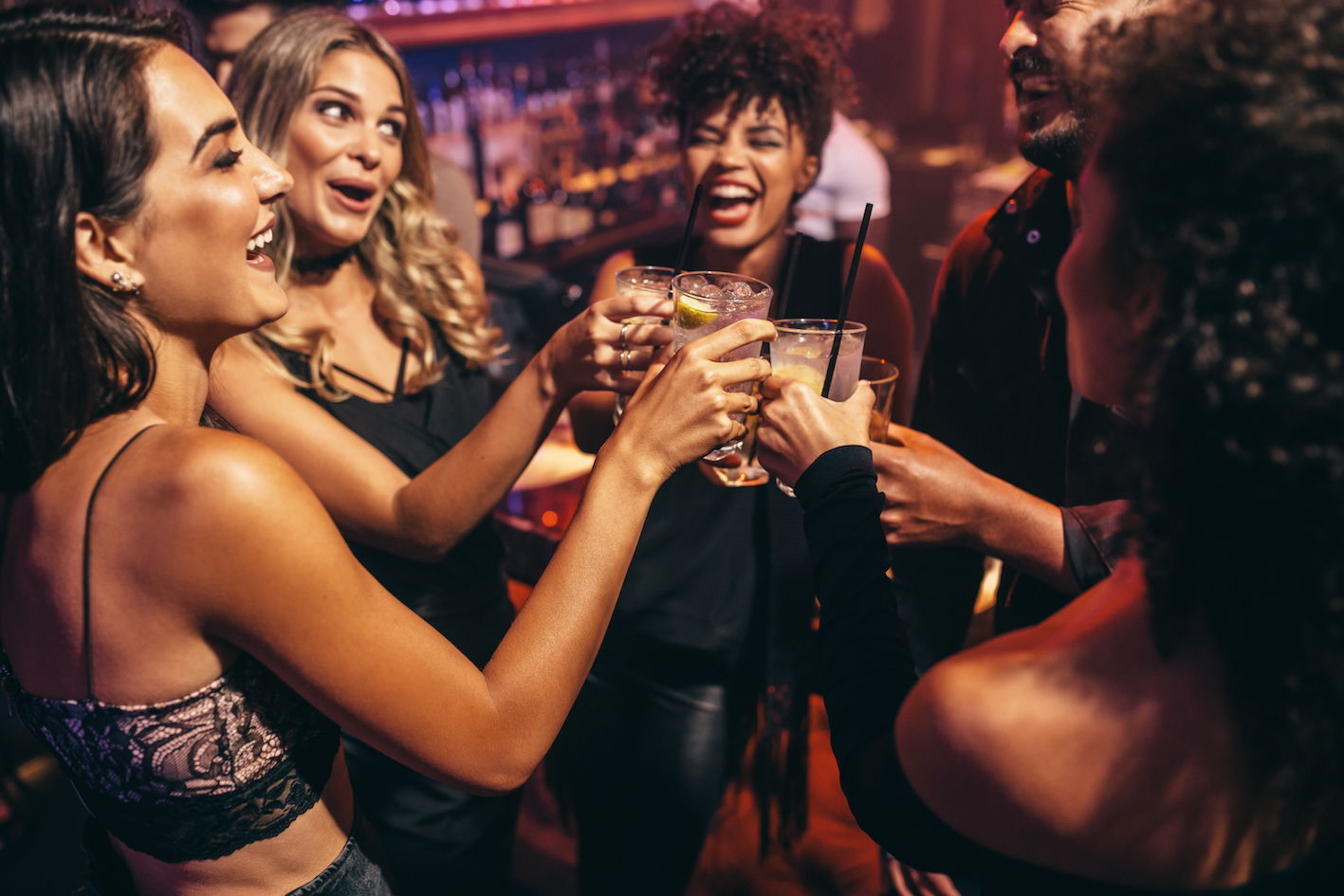 Even moderate alcohol drinking can cause a decline in mental skills, according to a new study from the University of Oxford.