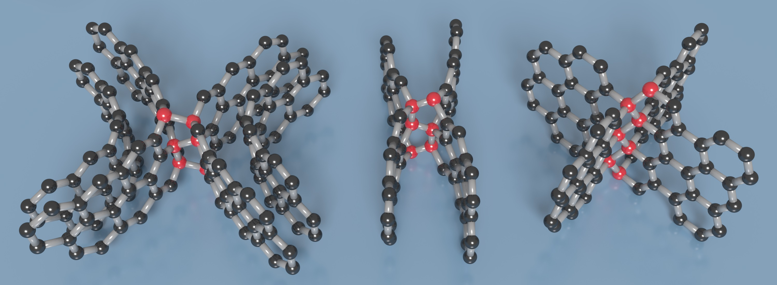 Scientists have invented a form of ultra strong, lightweight carbon that is also elastic and electrically conductive.