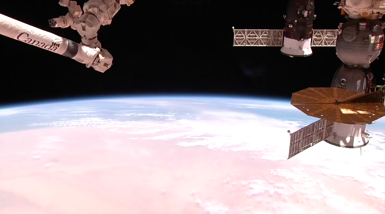 Today's Video of the Day comes thanks to NASA and features a look at western Africa from the International Space Station.