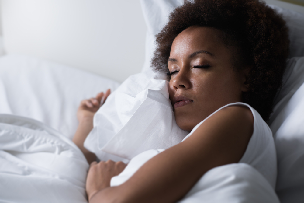 Want to be one of the country's happiest people? Getting enough sleep may be the key.