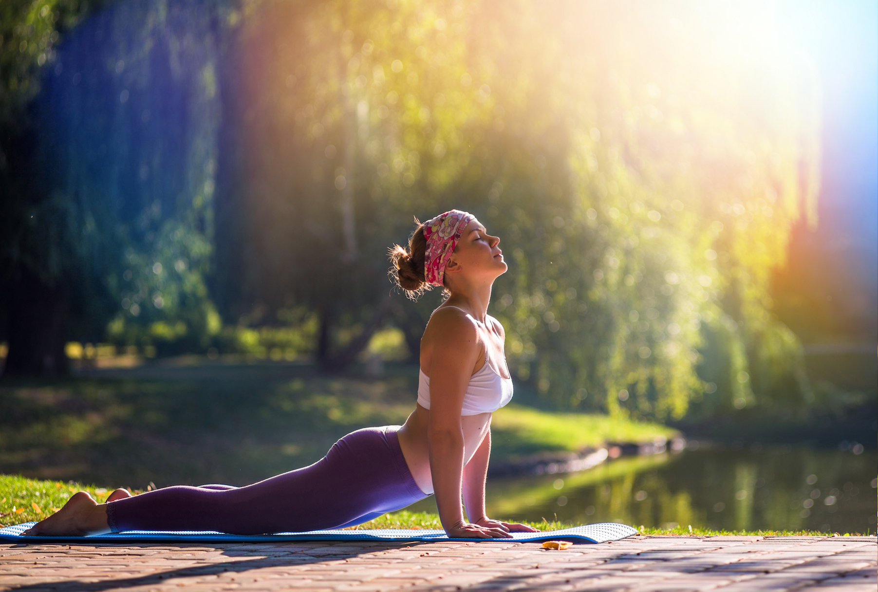 According to a new study from Boston Medical Center, yoga is just as safe and effective as physical therapy in treating lower back pain.