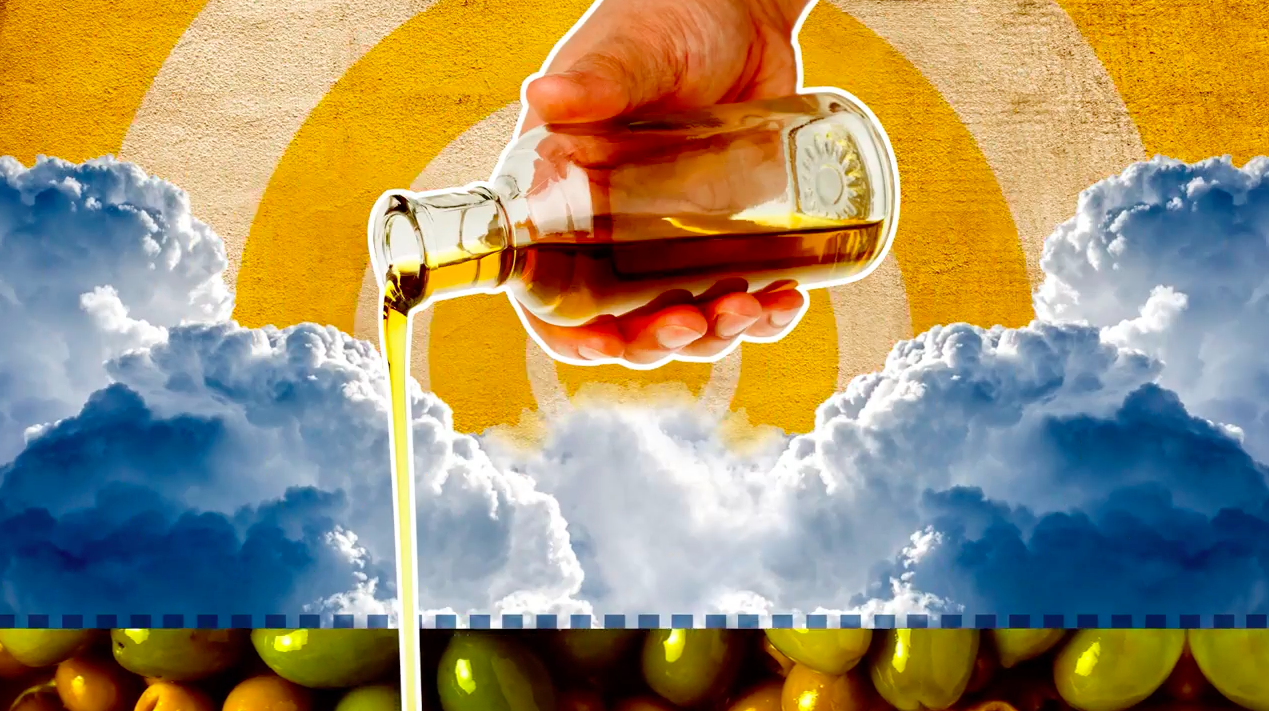 Today's Video of the Day comes thanks to the American Chemical Society's Reactions series and features a look at the magic of olive oil.