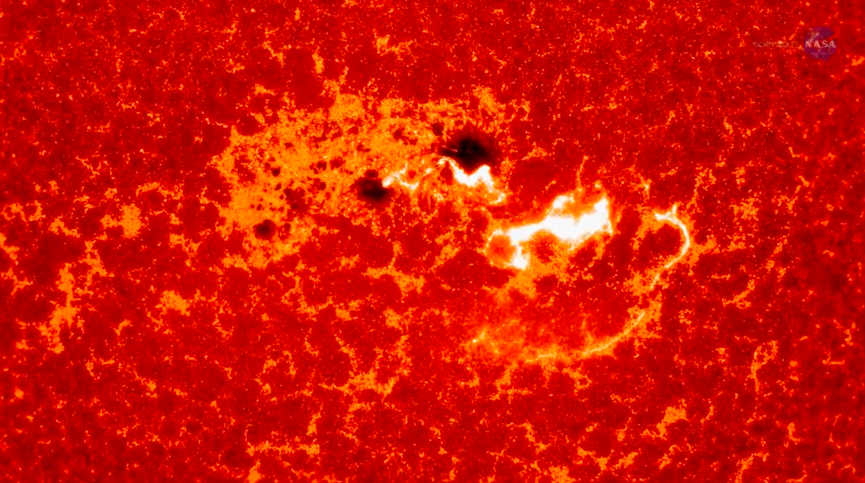 Today's Video of the Day comes thanks to NASA and features a look at the upcoming solar minimum and what it means for Earth.