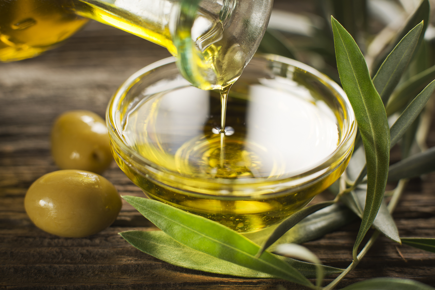 Some people have been concerned that olive oil may not be safe to use in frying food due to the release of aldehydes.