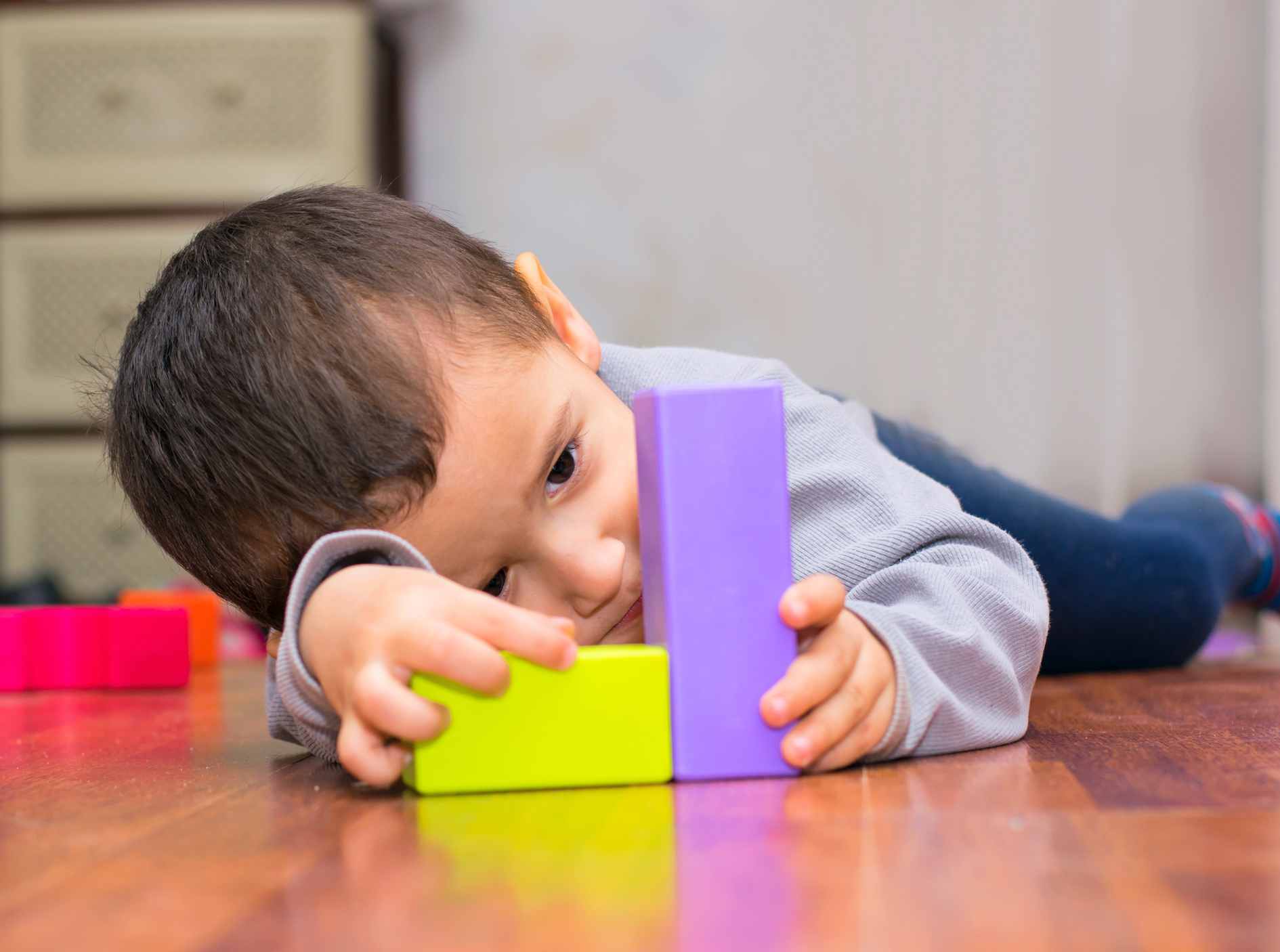 The hormone oxytocin improved social behavior in children with autism, according to a new study by Stanford University Medical Center.