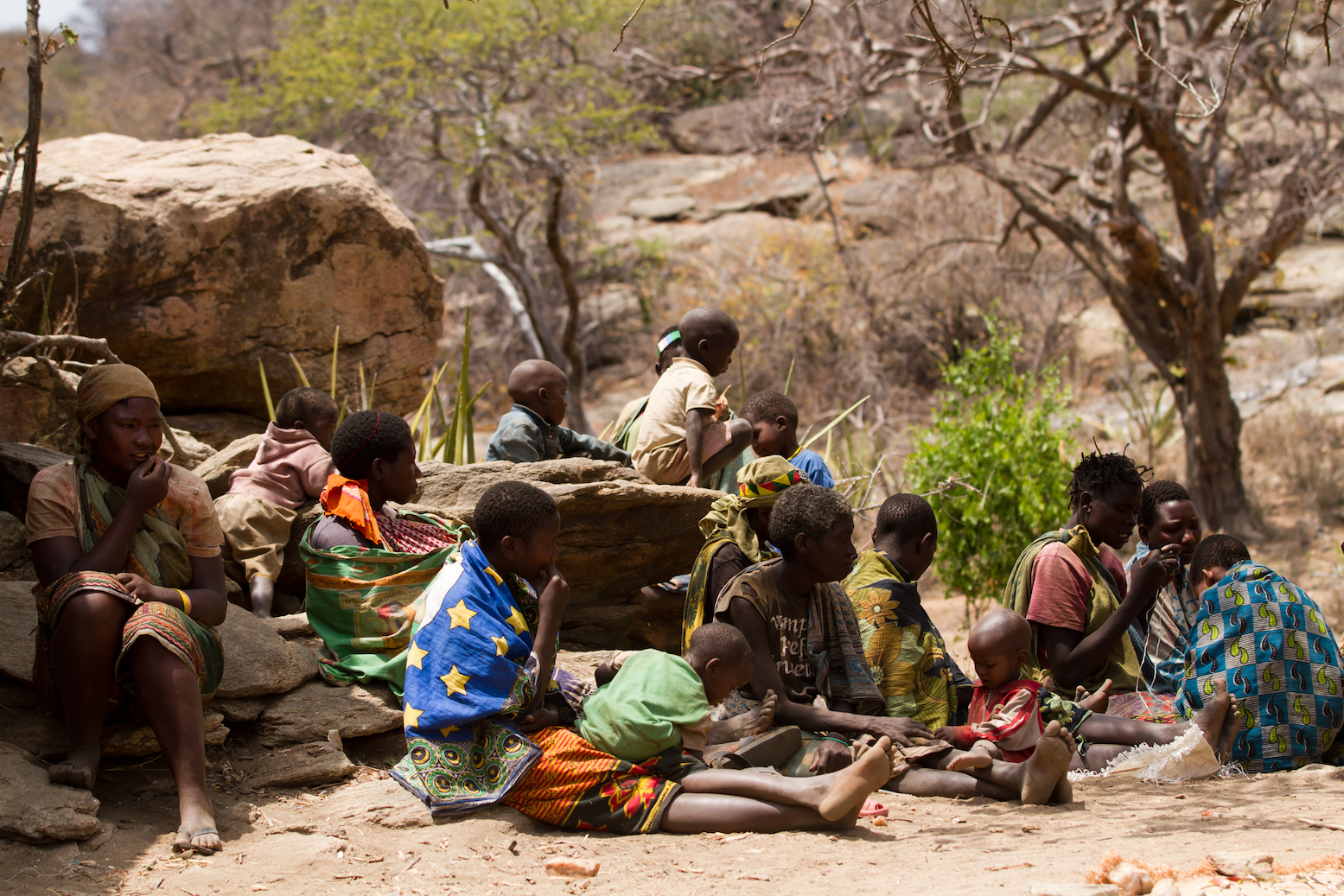 A recent study of modern hunter-gatherers in Tanzania may shed some light on the sleep problems humans often experience as we get older.