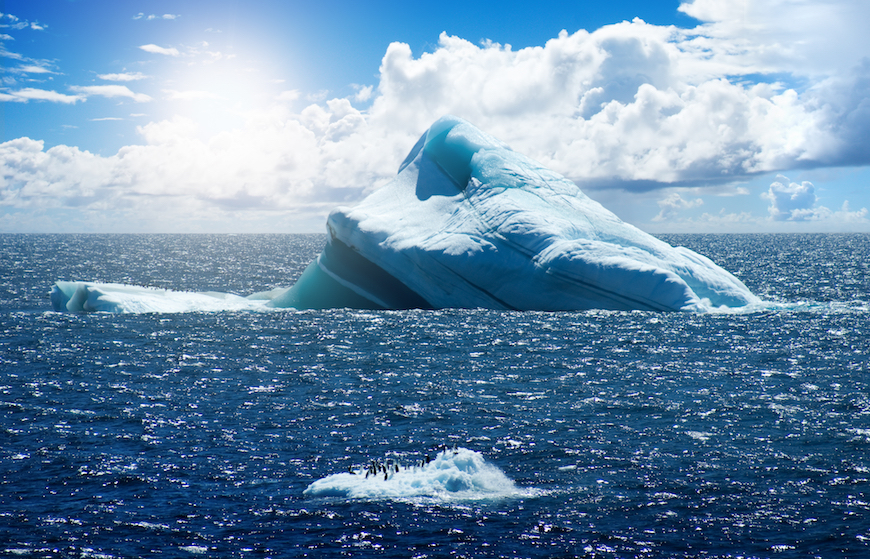 According to a new study, warmer winter seasons in the Arctic are happening more frequently and have more endurance.