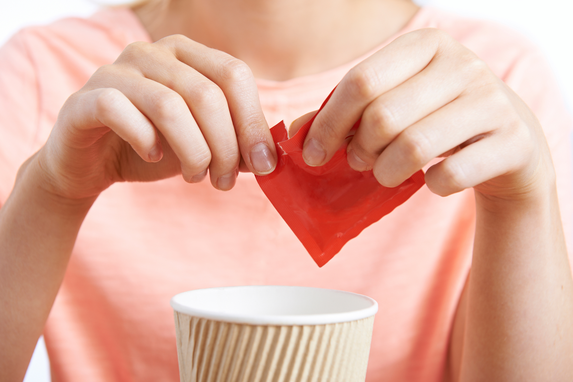 Consuming artificial sweeteners may be linked to obesity, diabetes, high blood pressure, and heart disease, according to a new study.