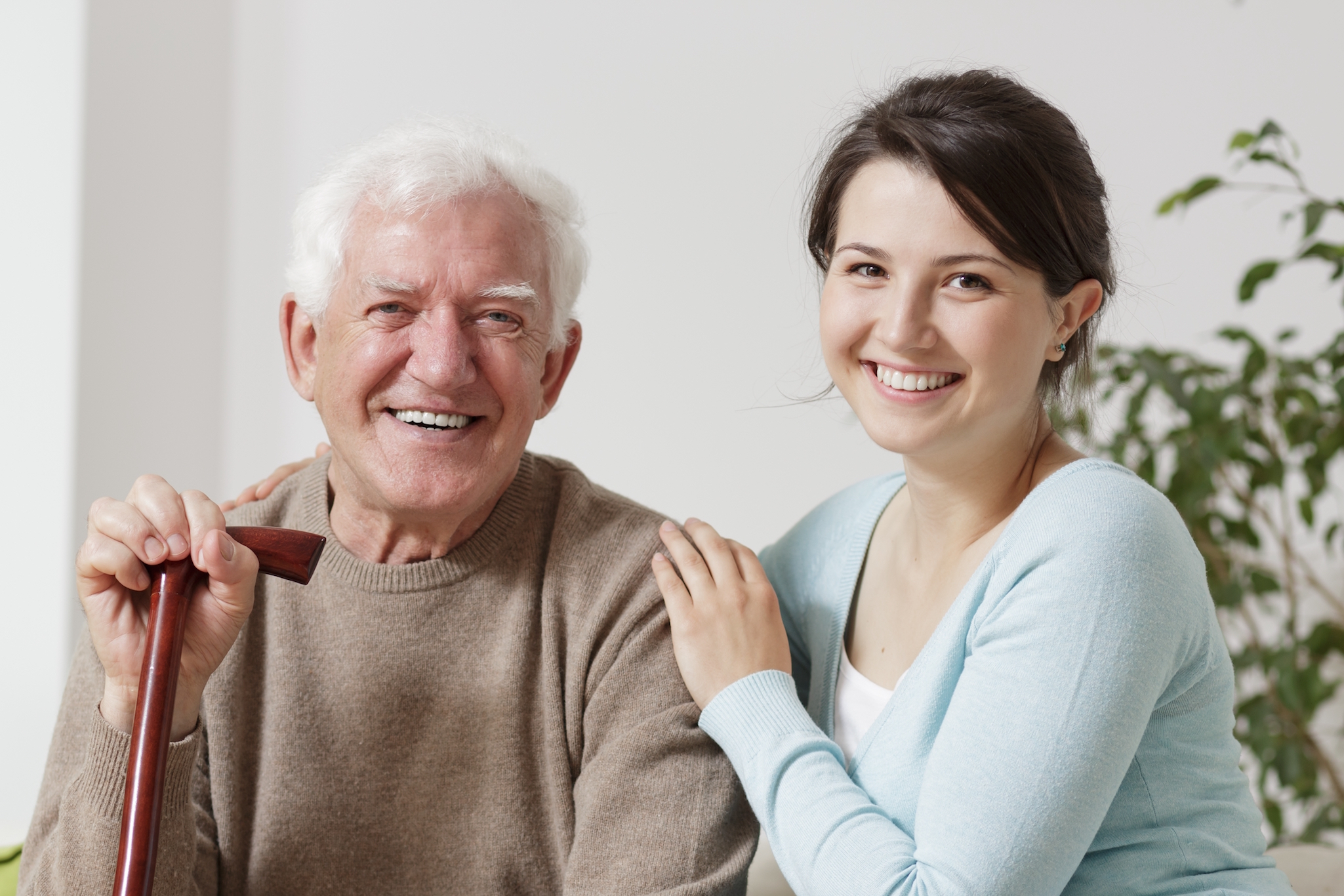 Recent findings show that providing one hour a week of social interaction for dementia patients can improve their quality of life.