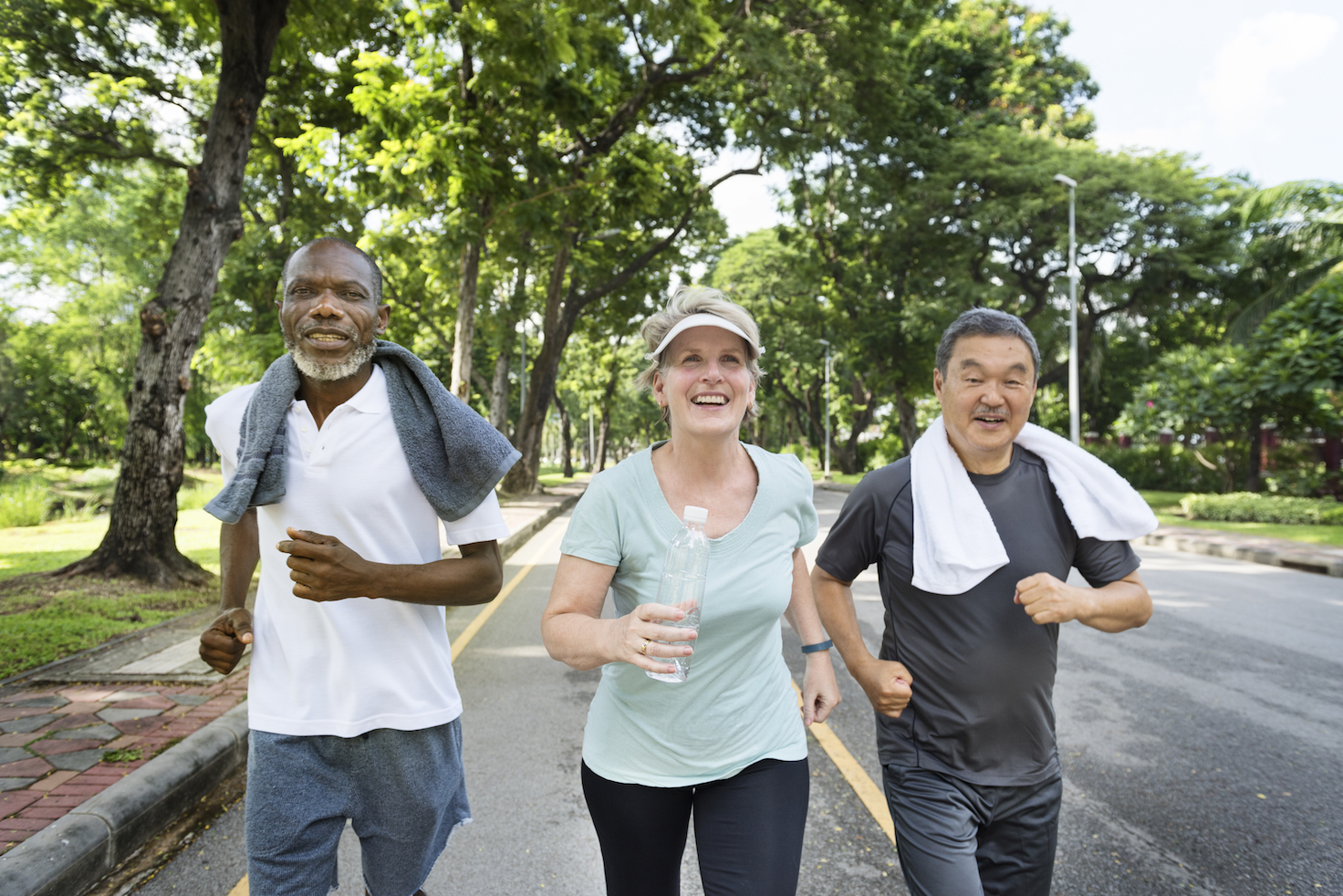 For older adults, long-term, moderate physical activity is associated with only a slight reduction in total sedentary time.