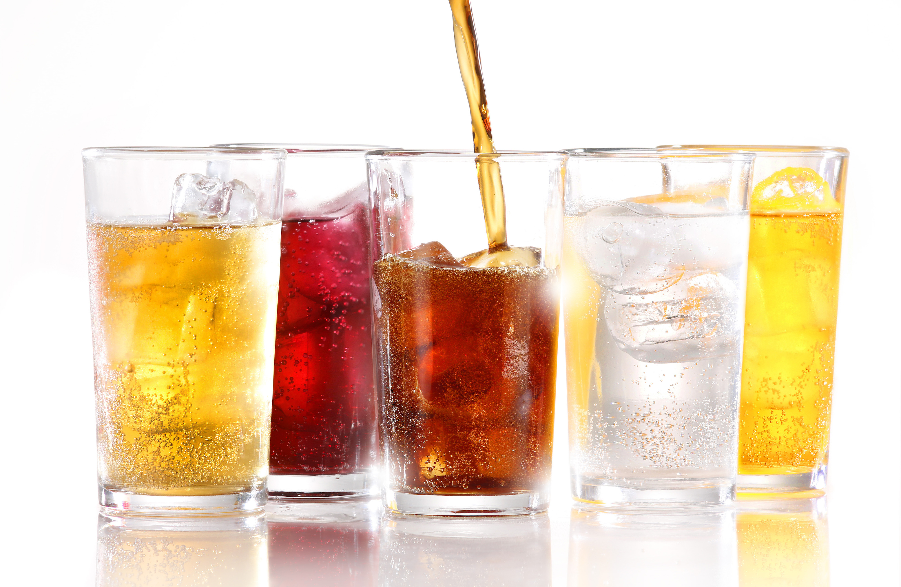 Drinking sugary drinks while eating a high-protein meal may reduce energy, alter food preferences, and cause your body to store more fat.