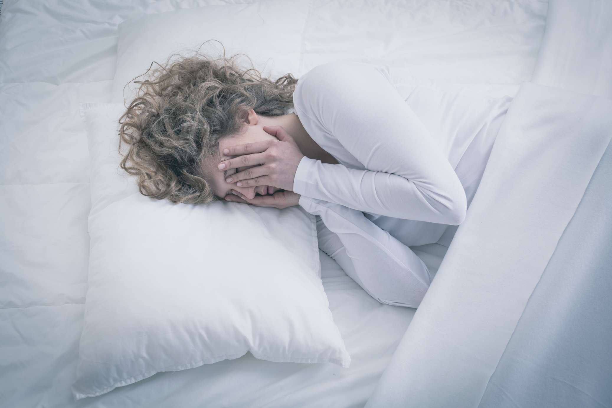 People who are genetically susceptible to Alzheimer's disease also face a greater risk of lower cognition from sleep-disordered breathing.
