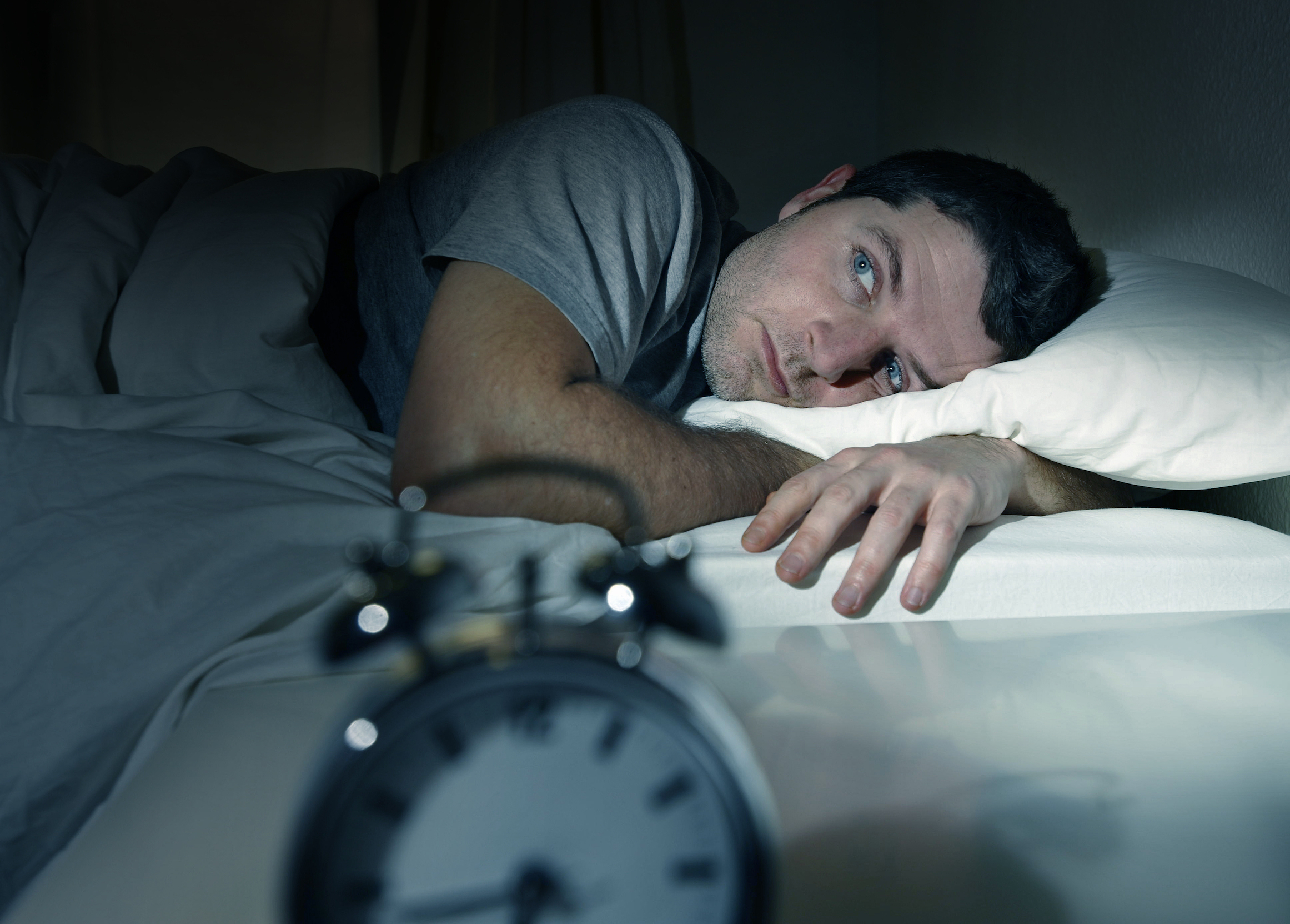 Surprising new research has found that the muscles contain a key circadian rhythm protein that helps regulate our sleep patterns.