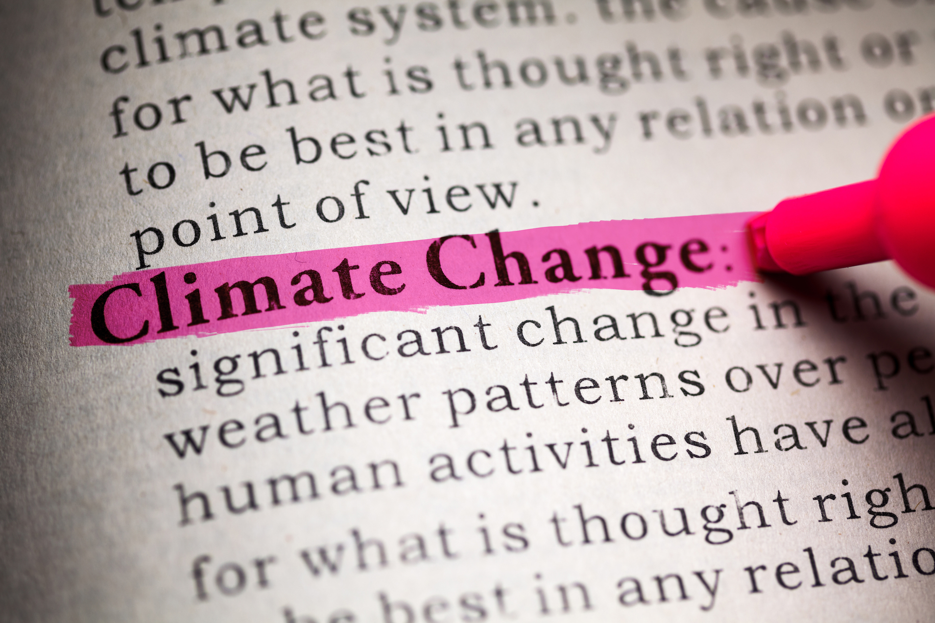 An ongoing study is providing other explanations for why some people still deny climate change and refuse to face the facts.