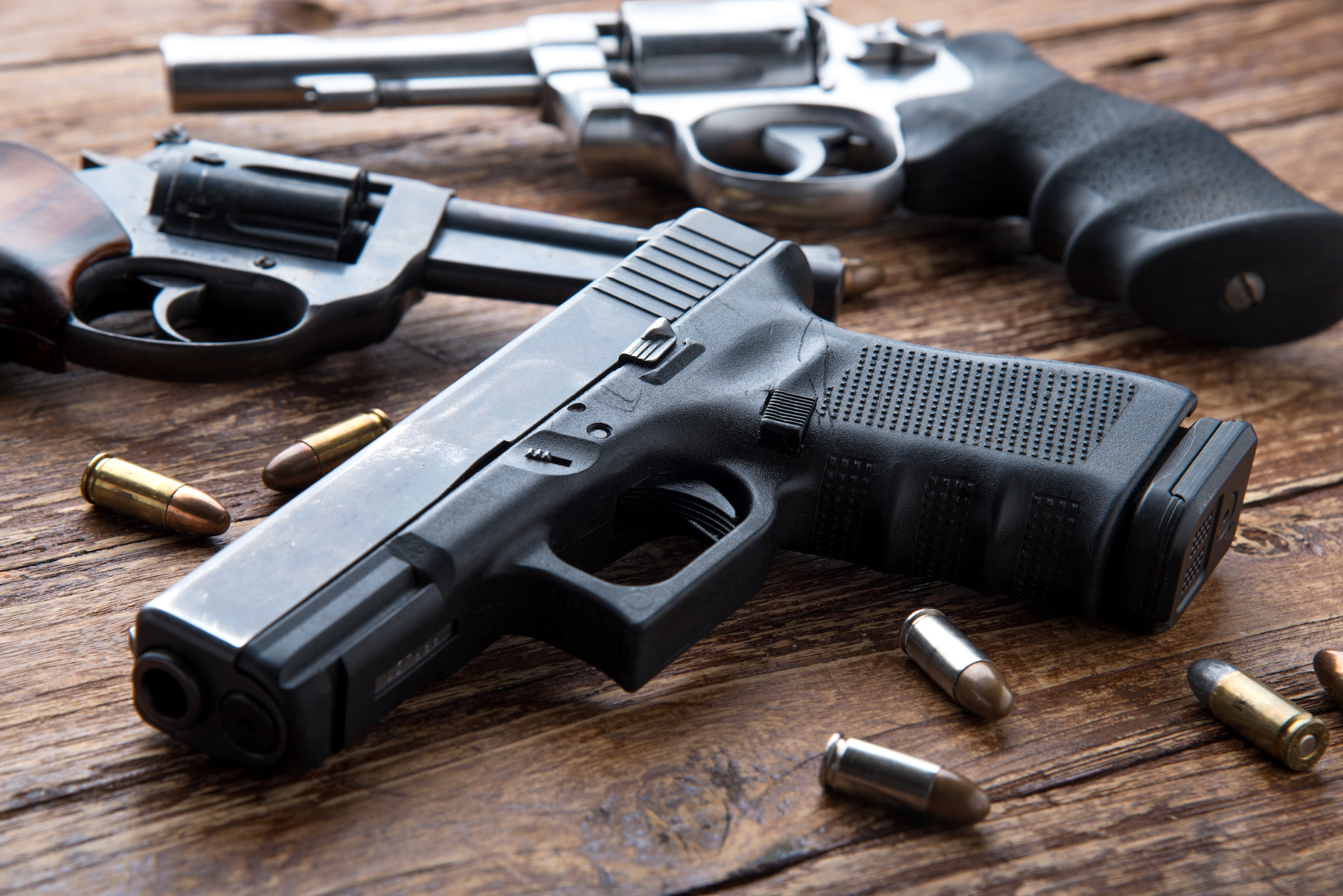 Researchers found that the reason suicide rates were higher in rural areas was because of easier access to firearms.