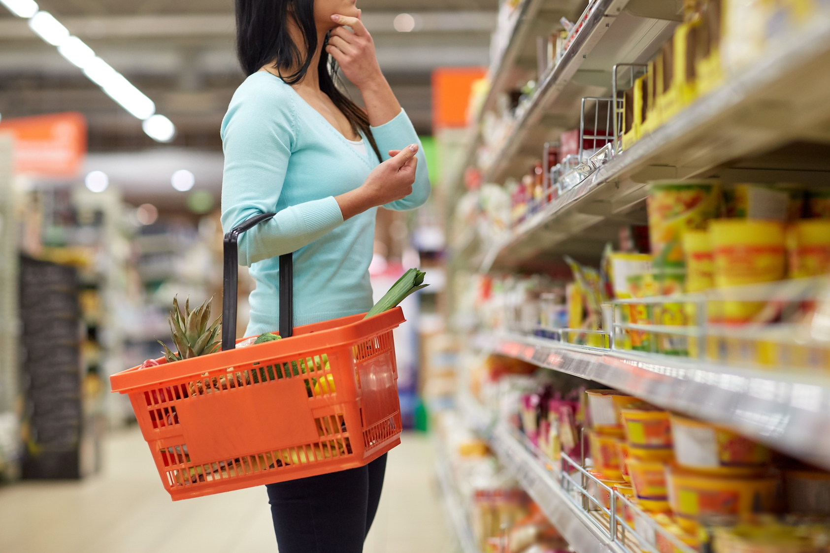 Using a strategy known as silent reformulation, supermarkets can lower calorie content without alerting customers.