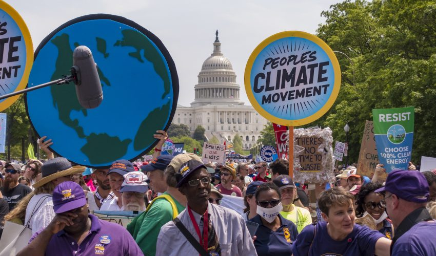 The Center for Biological Diversity is working to obtain records to show why the Trump administration withdrew from the Paris Agreement.