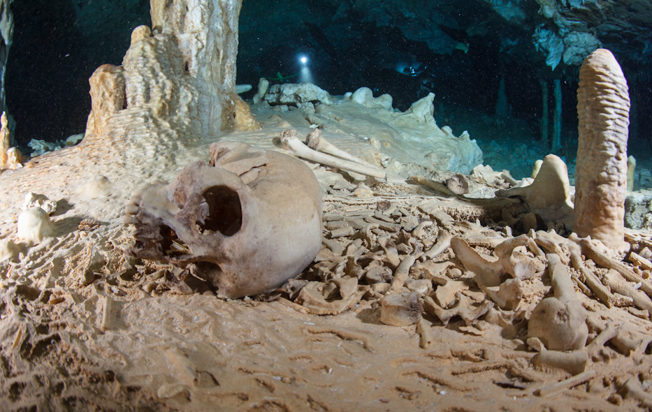 Scientists have identified skeletal remains that belonged to one of the very first known settlers in the Americas.