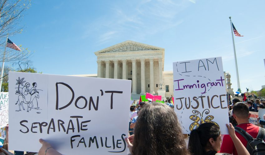 The lives of American children with undocumented parents could be improved dramatically without worry of their parents being deported.