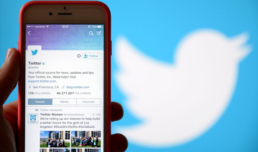 New research warns that any data taken from Twitter and used for scientific research should be done so with a grain of salt.