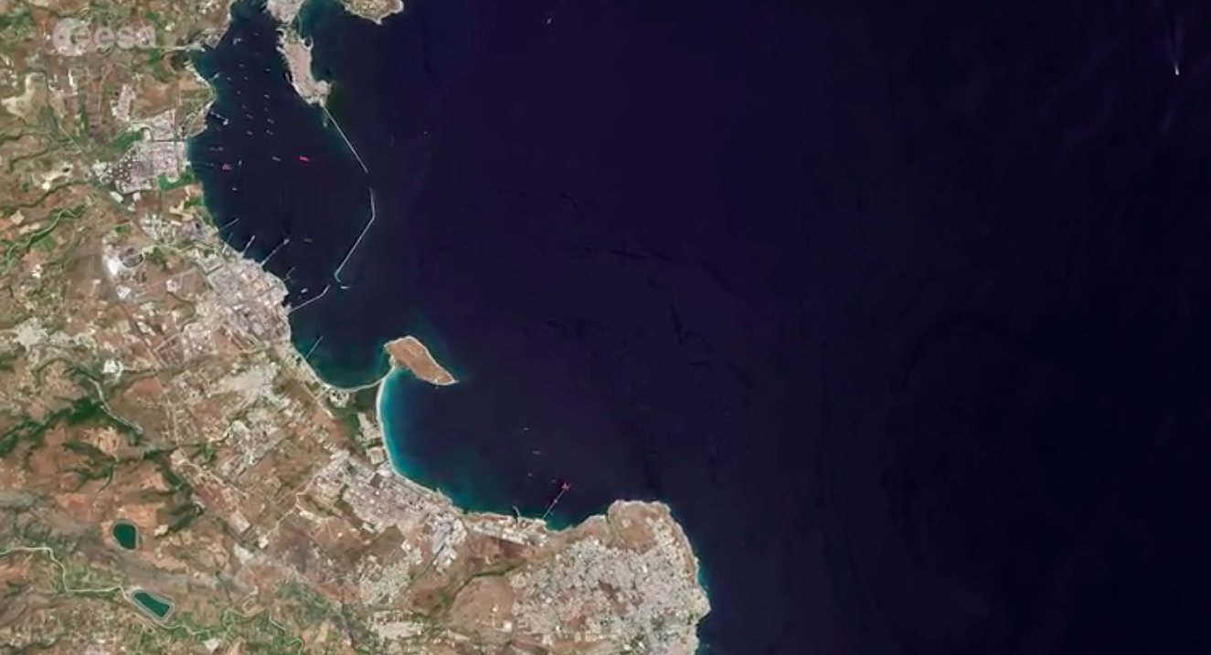Today's Video of the Day comes from the European Space Agency's Earth from Space series and features a look at Syracuse, Sicily.