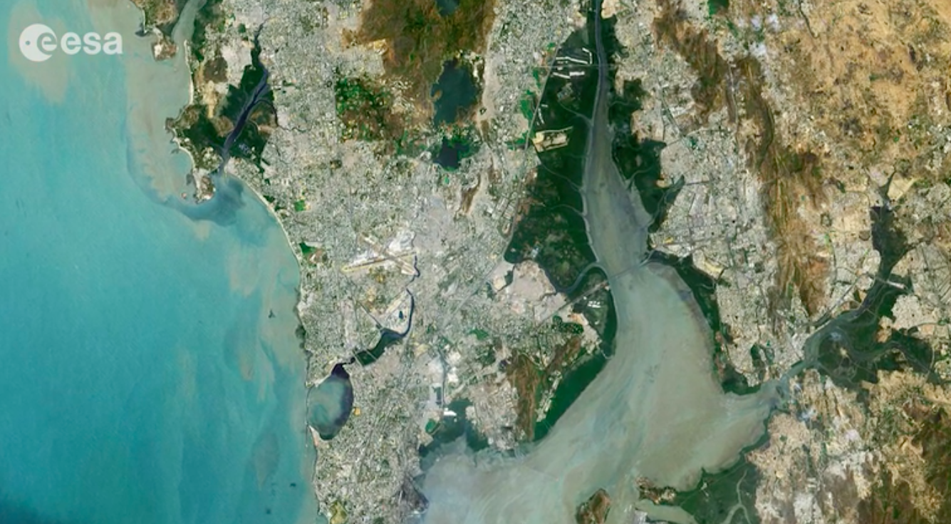 Today's Video of the Day comes from the European Space Agency's Earth from Space series and features a look at Mumbai, India.