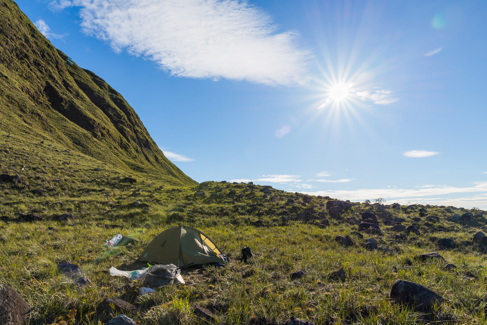 best camping sites