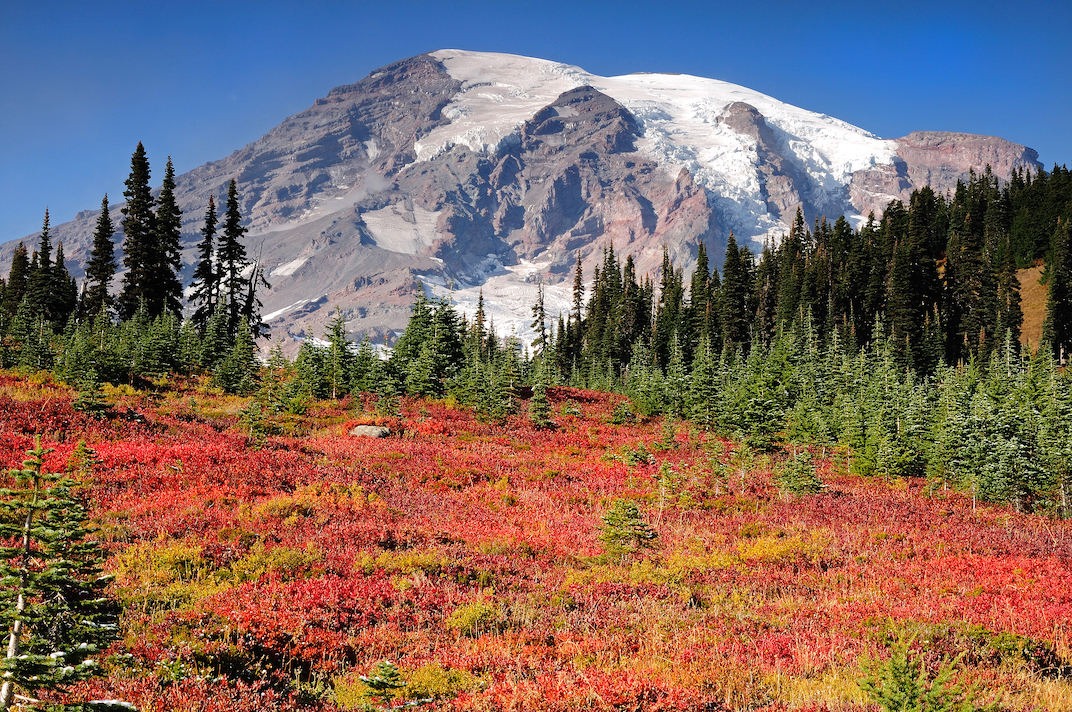 The USGS Cascades Volcano Observatory reported an uptick in earthquake activity at Mount Rainier, with over 20 earthquakes this week alone.