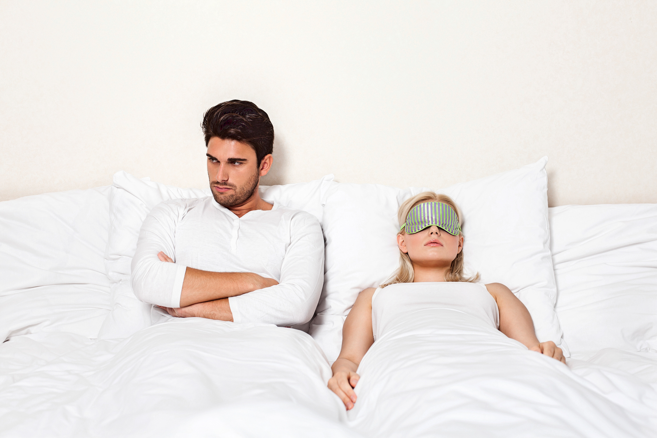 A new study has found that going to bed angry and irritated can lead to poor memory performance and memory suppression.