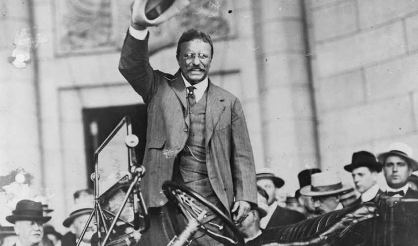 an introduction to the presidency of theodore roosevelt