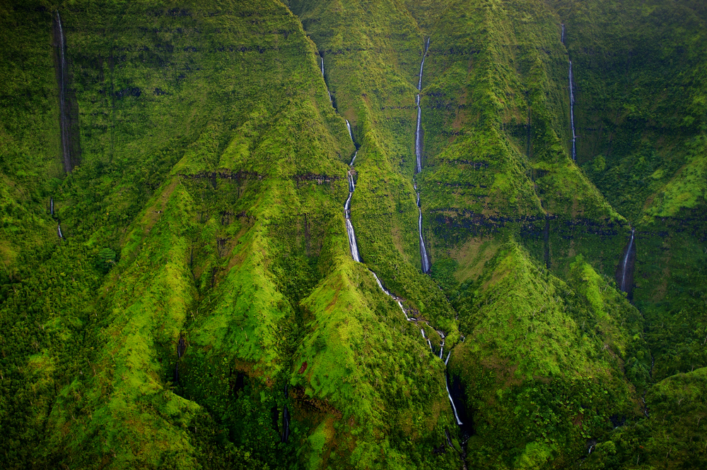 Mount Waialeale, Hawaii