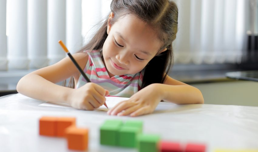 A new study reveals an advantage for children who grow up bilingual, as their brains are more capable of learning additional languages.